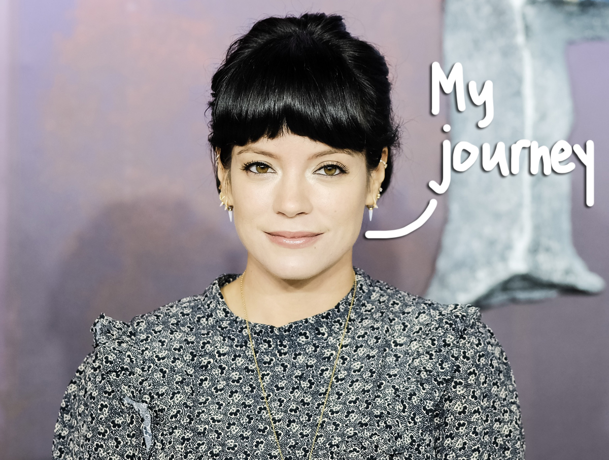 Lily Allen Chronicles Addiction Battle & The Scary Time She Debated Doing Heroin