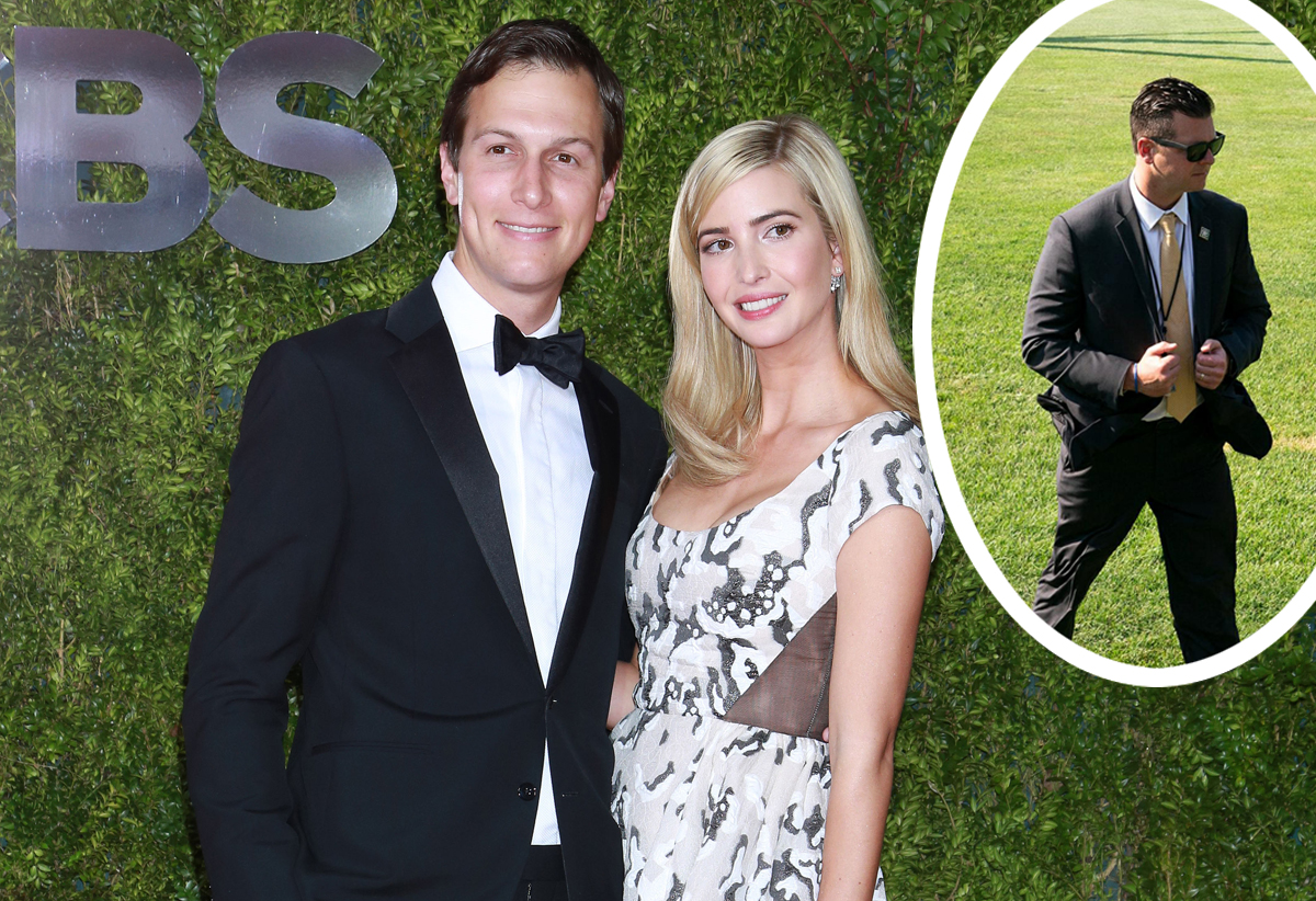 Ivanka Trump & Jared Kushner REFUSED To Let The Secret Service Use Their Toilets!