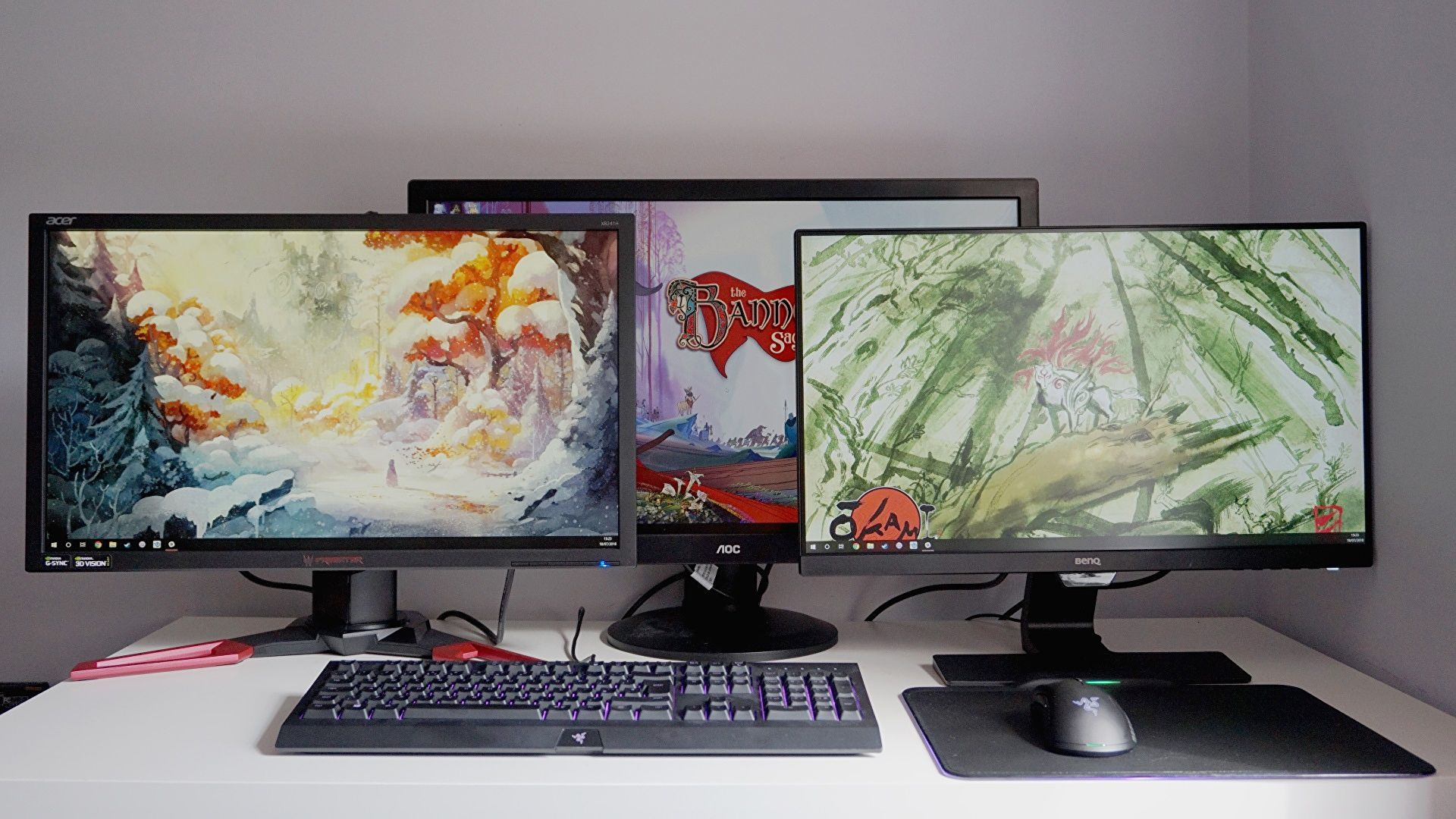 Best gaming monitor 2021: the top 144Hz, 240Hz and 4K monitors