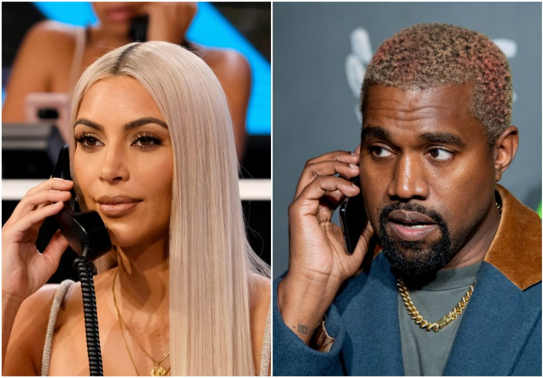 KUWTK: Kim Kardashian Preparing To File For Divorce From Kanye West And He 'Knows They're Done' – Insider Report!