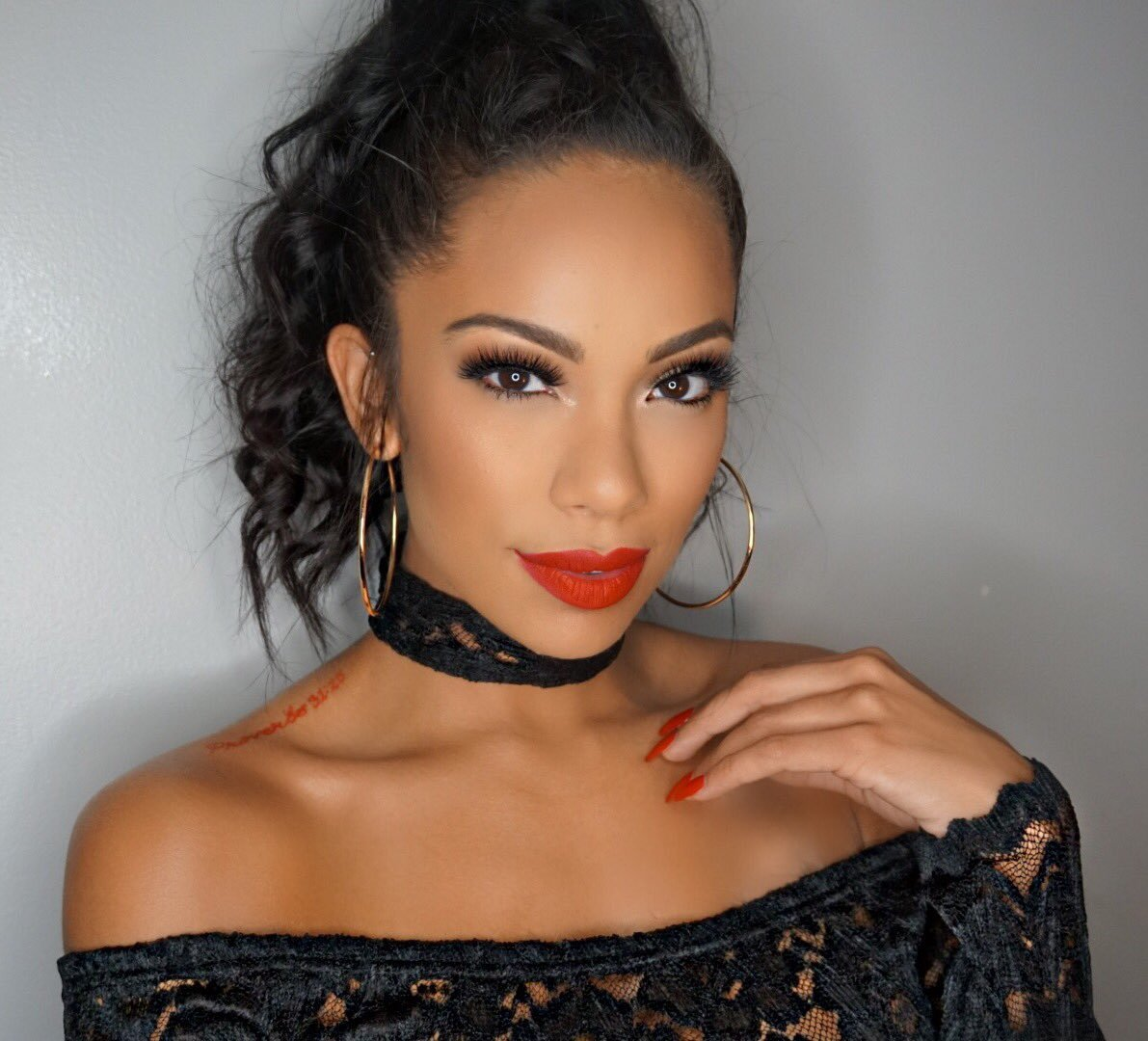 Erica Mena Gets Ready For A Fire 2021 – Check Out The New Photos She Just Dropped