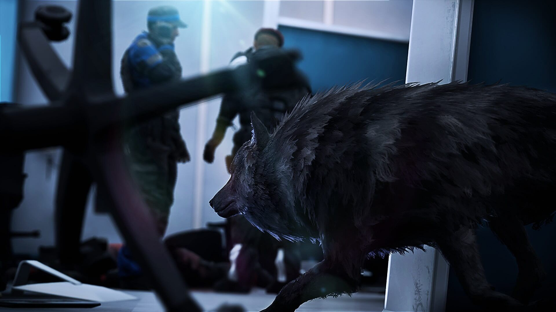 Werewolf: The Apocalypse - Earthblood shows off wolf stealth
