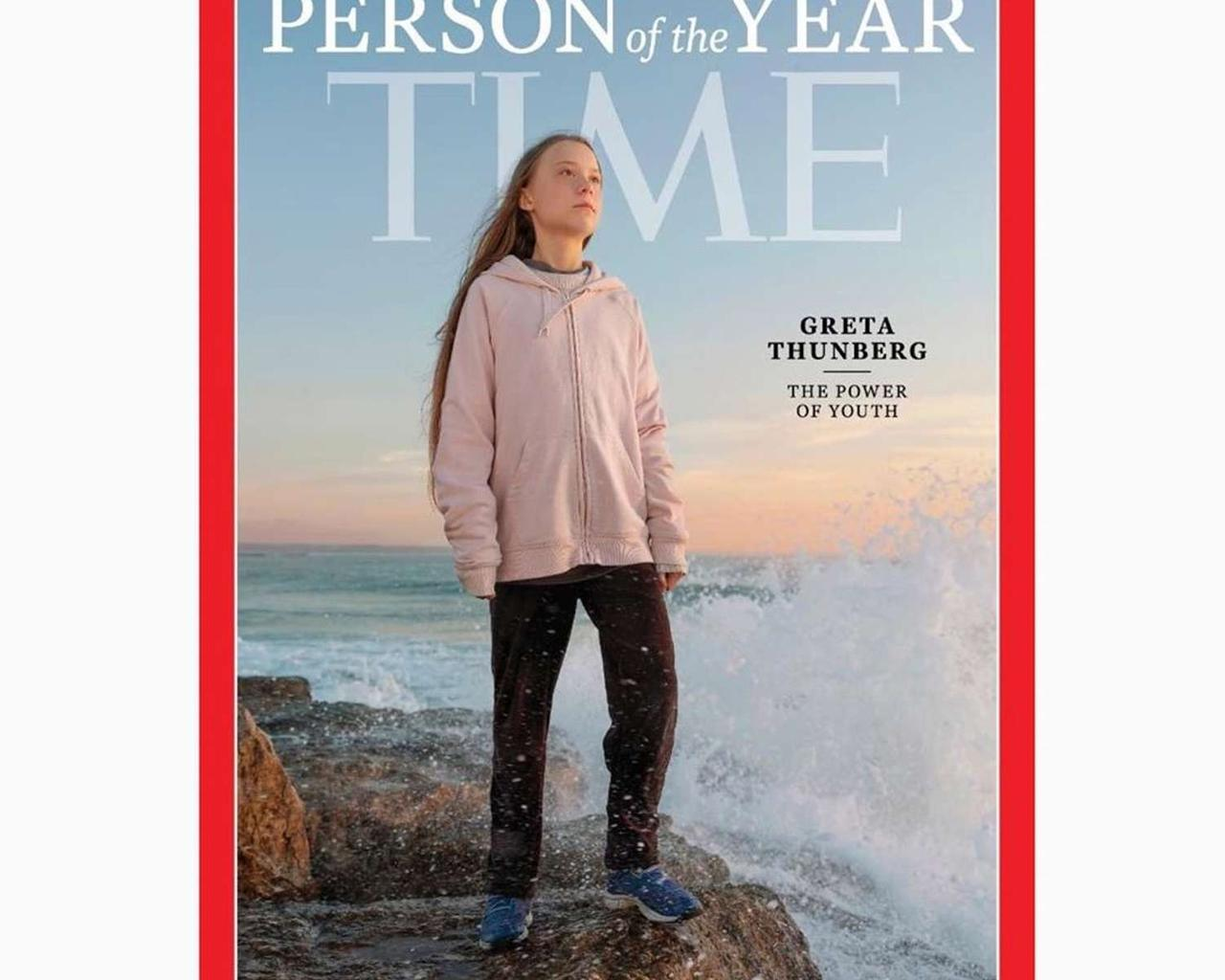 Donald Trump Bullies Greta Thunberg on Twitter after She Became TIME's Person of the Year