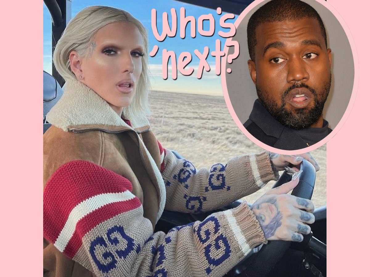 Jeffree Star Claims His DMs Are Full Of Rappers After Denying Kanye West Affair!