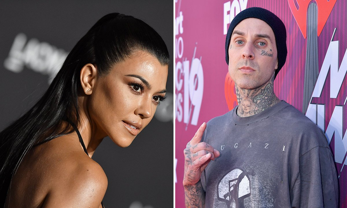 Kourtney Kardashian And Travis Barker Are Dating — Scott Disick Allegedly Feels 'Uneasy' According To Source