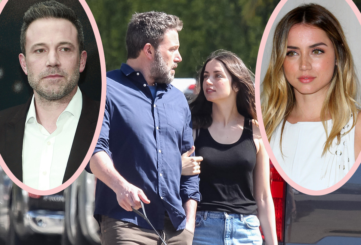 This Isn't The First Time Ben Affleck & Ana De Armas Broke Up!