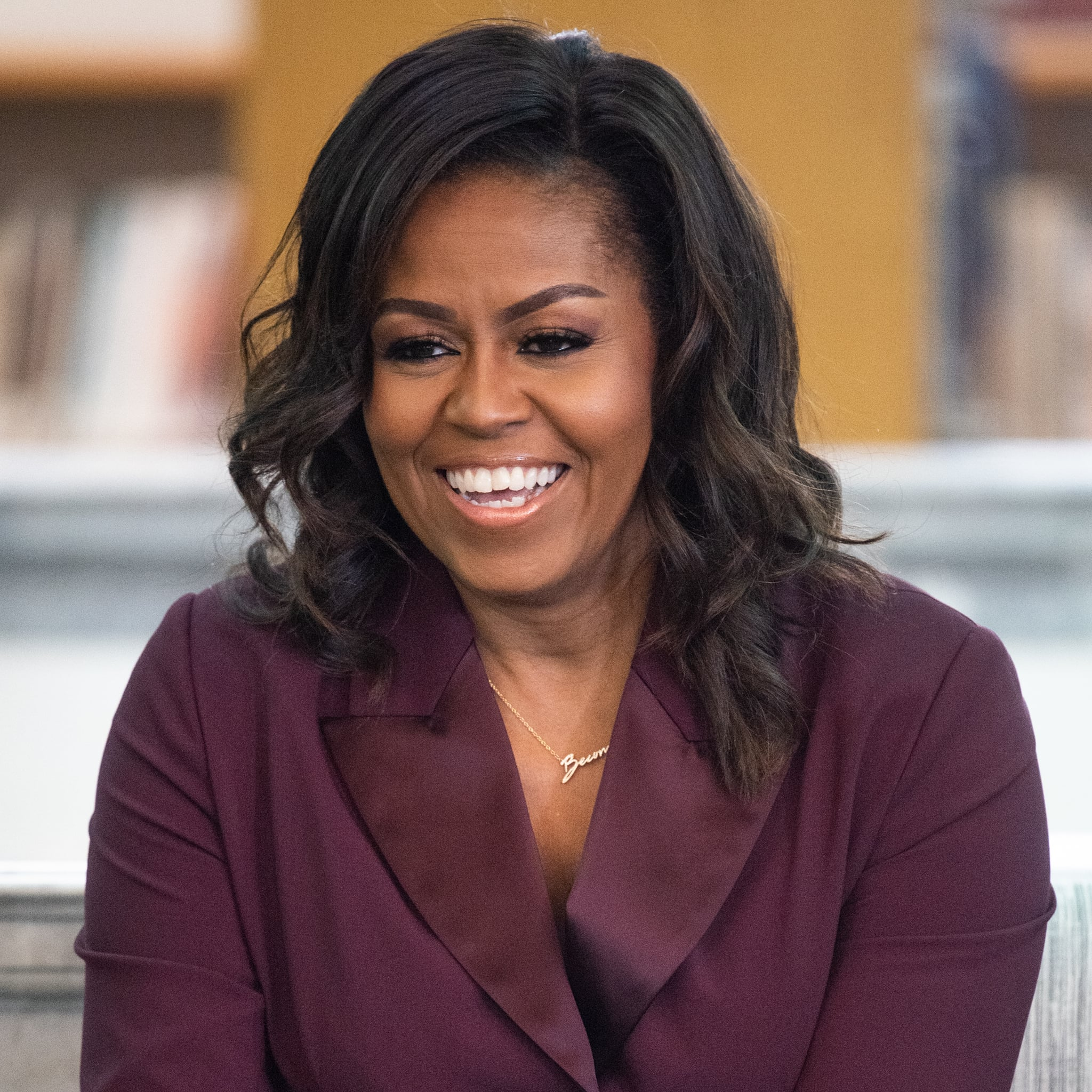 Michelle Obama Shows Off Her Natural Beauty In THIS Birthday Selfie!