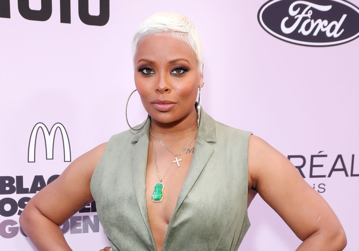 Eva Marcille Shares An Emotional Video Featuring The Late Cicely Tyson