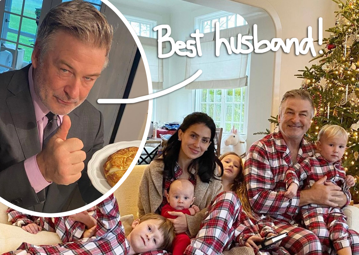 Alec Baldwin Continues To Be 'Supportive' Of 'Upset' Wife Hilaria Despite Controversy