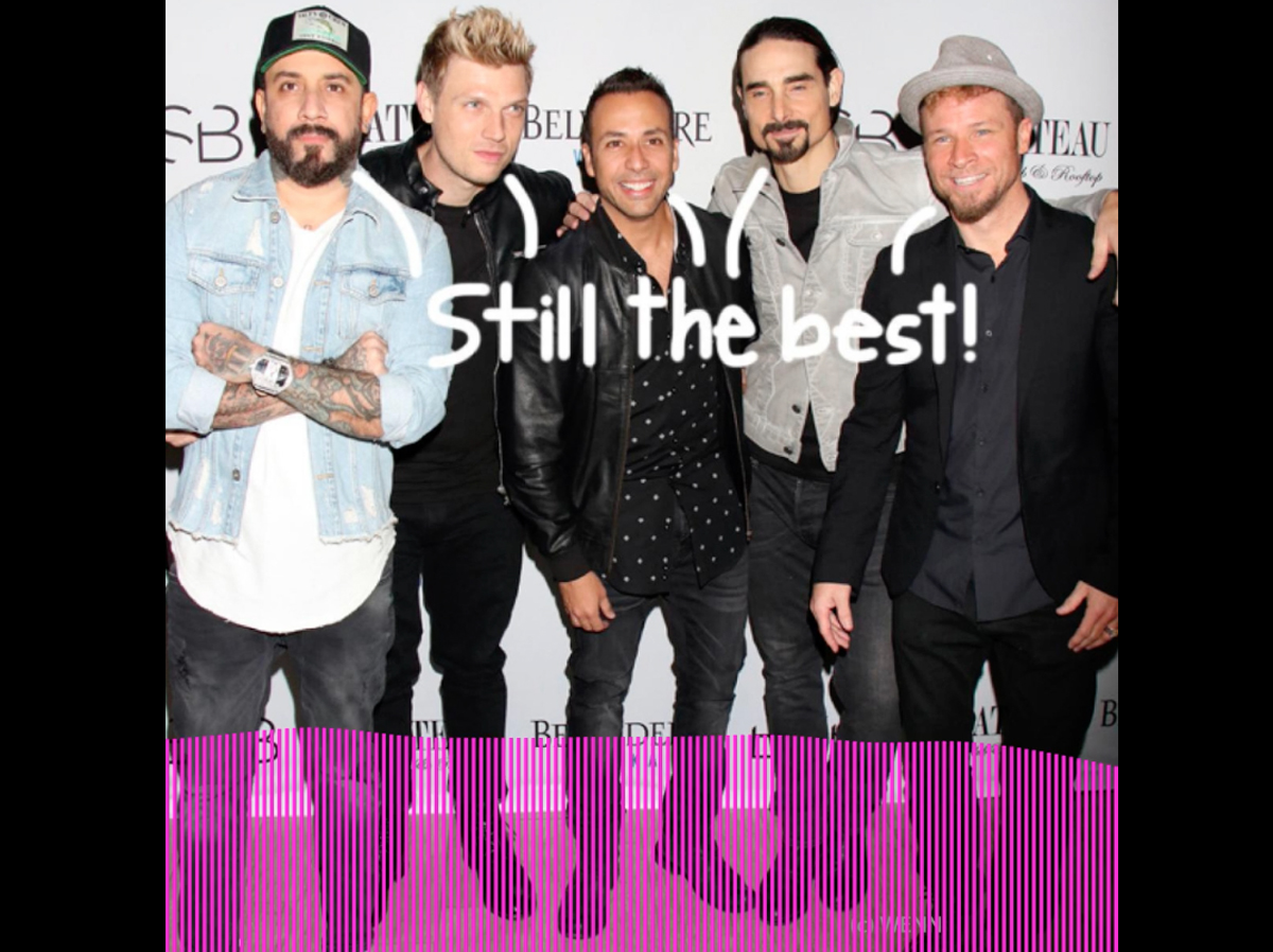 Backstreet Boys or NSYNC? | Perez Hilton