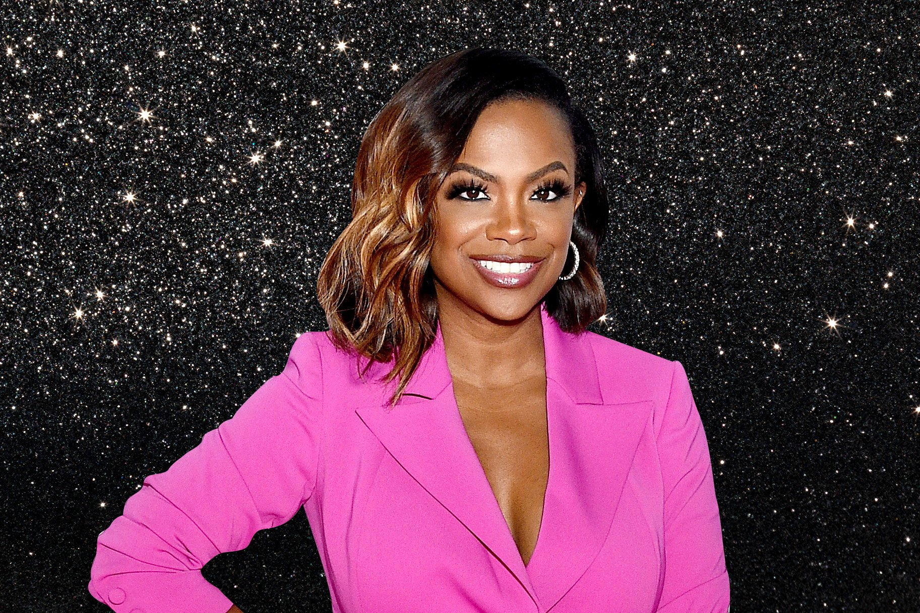 Kandi Burruss Shares Another Throwback Photo – Check Out Her Look With Short Hair