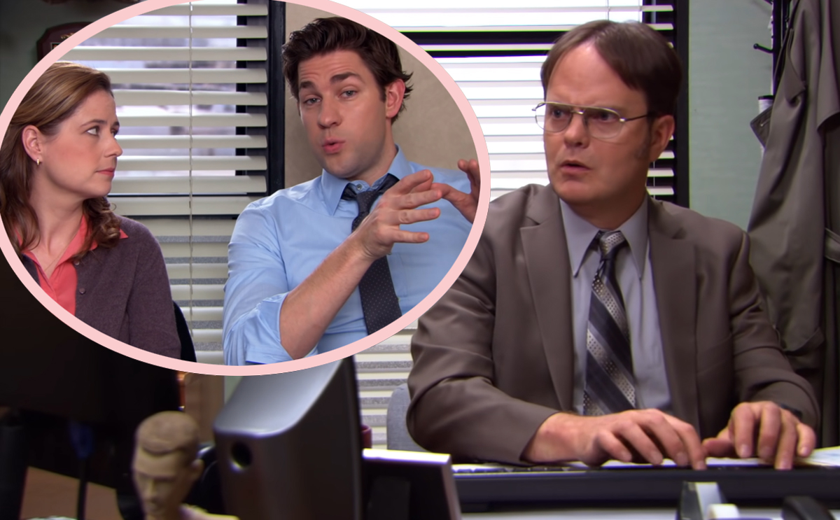 The Office Added A Never-Before-Seen Dwight Prank After Leaving Netflix! Watch HERE!