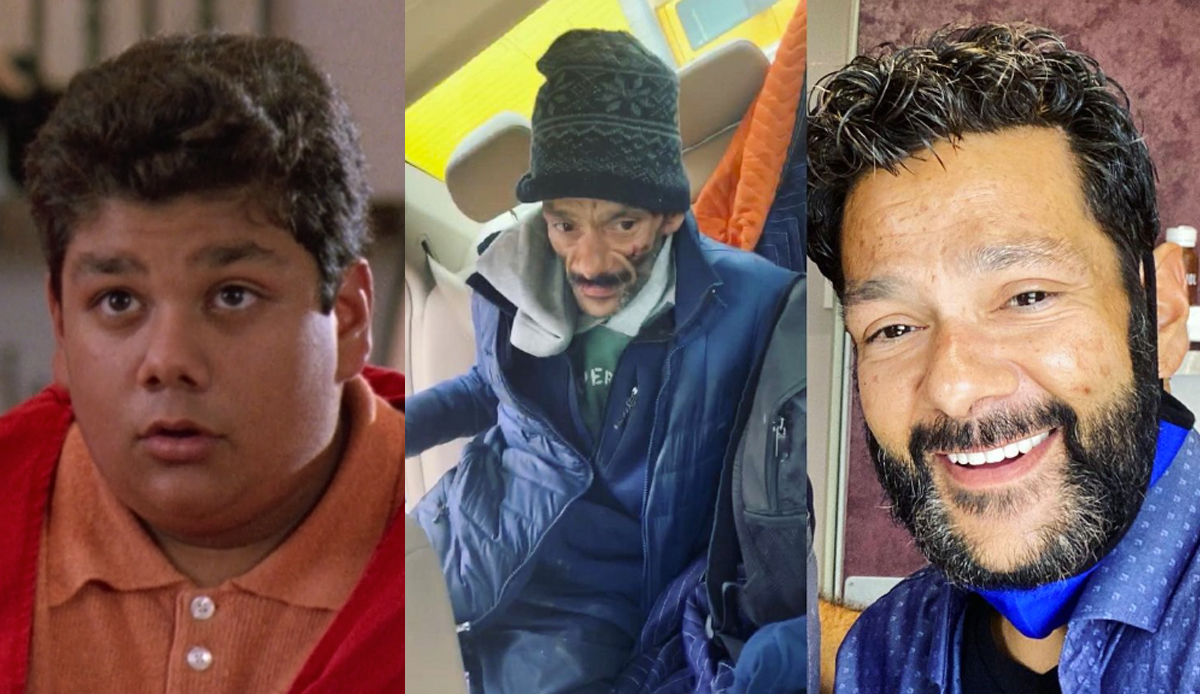 See How Mighty Ducks Star Shaun Weiss Looks After ONE YEAR SOBER!