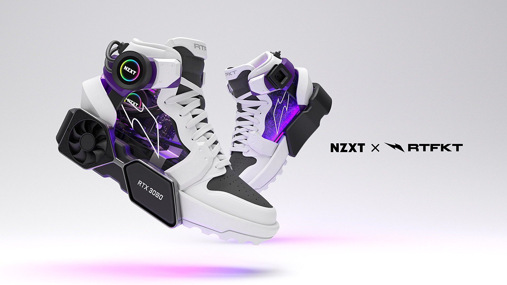 My sole weeps for these RTX 3080 shoes