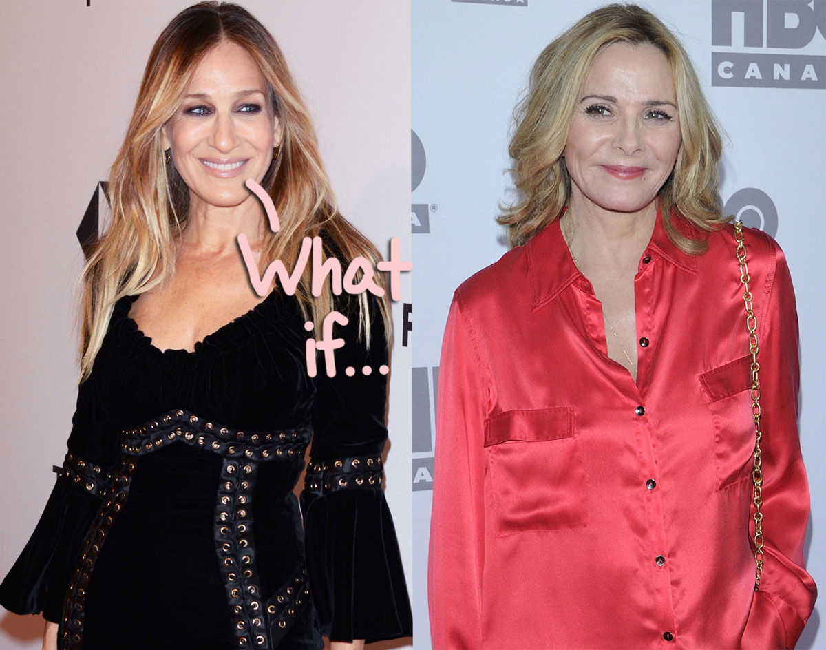 Sarah Jessica Parker Unexpectedly Responds To Comment About Whether She 'Dislikes' Kim Cattrall