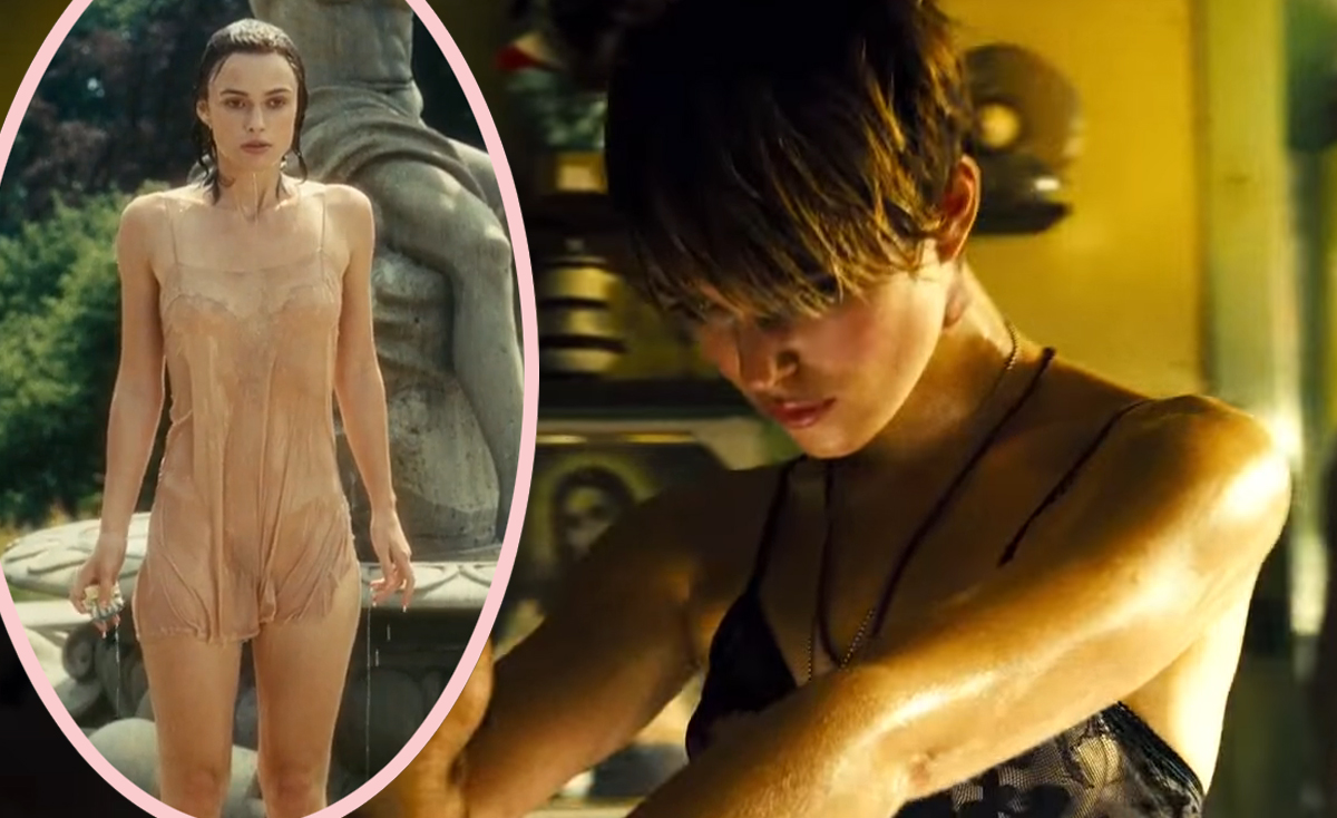 Keira Knightley Will No Longer Do Nudity Or S*x Scenes — Except Under THIS Condition!