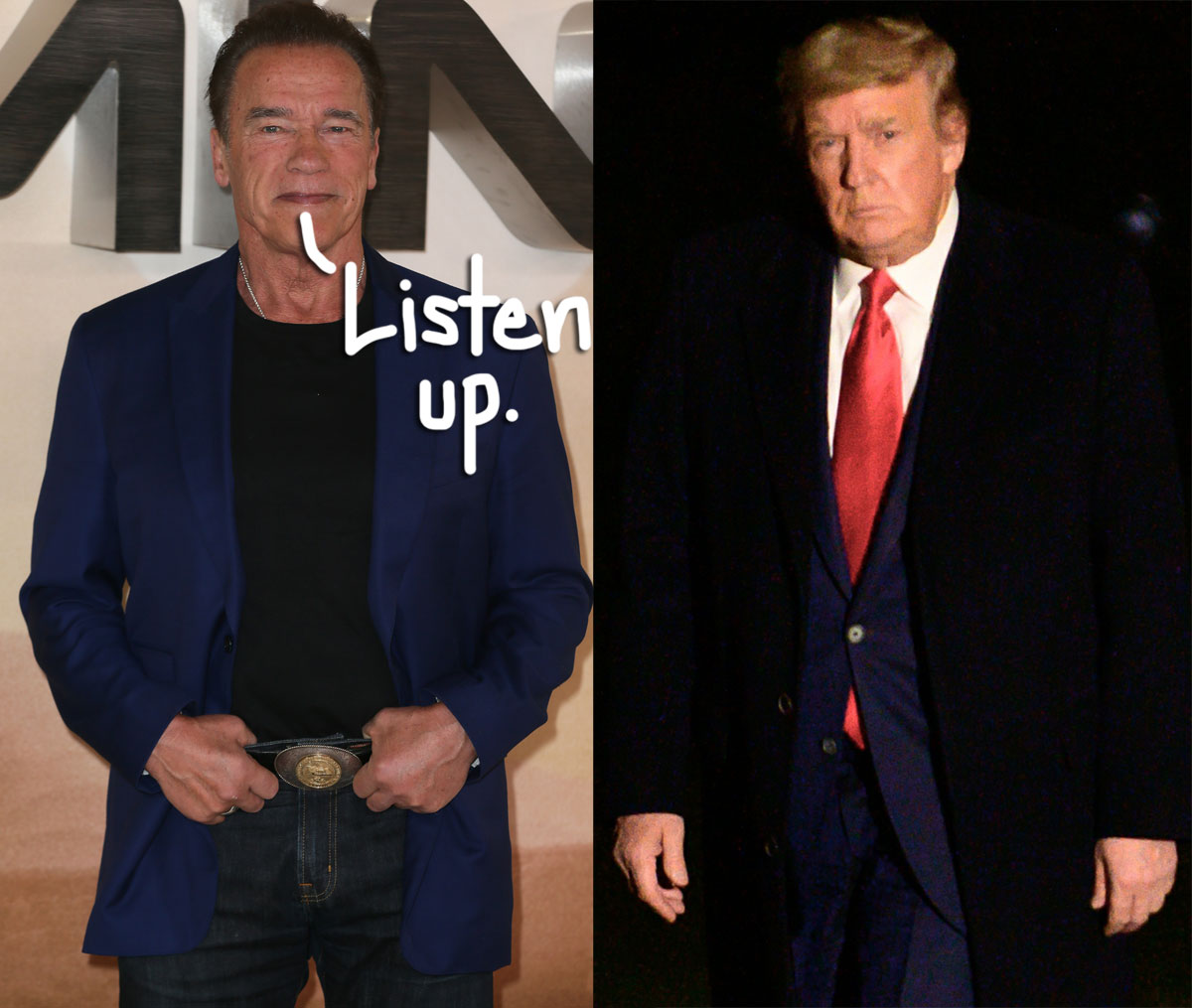 Arnold Schwarzenegger SLAMS Donald Trump & His Rioters In Amazing Seven-Minute Speech! (Video)