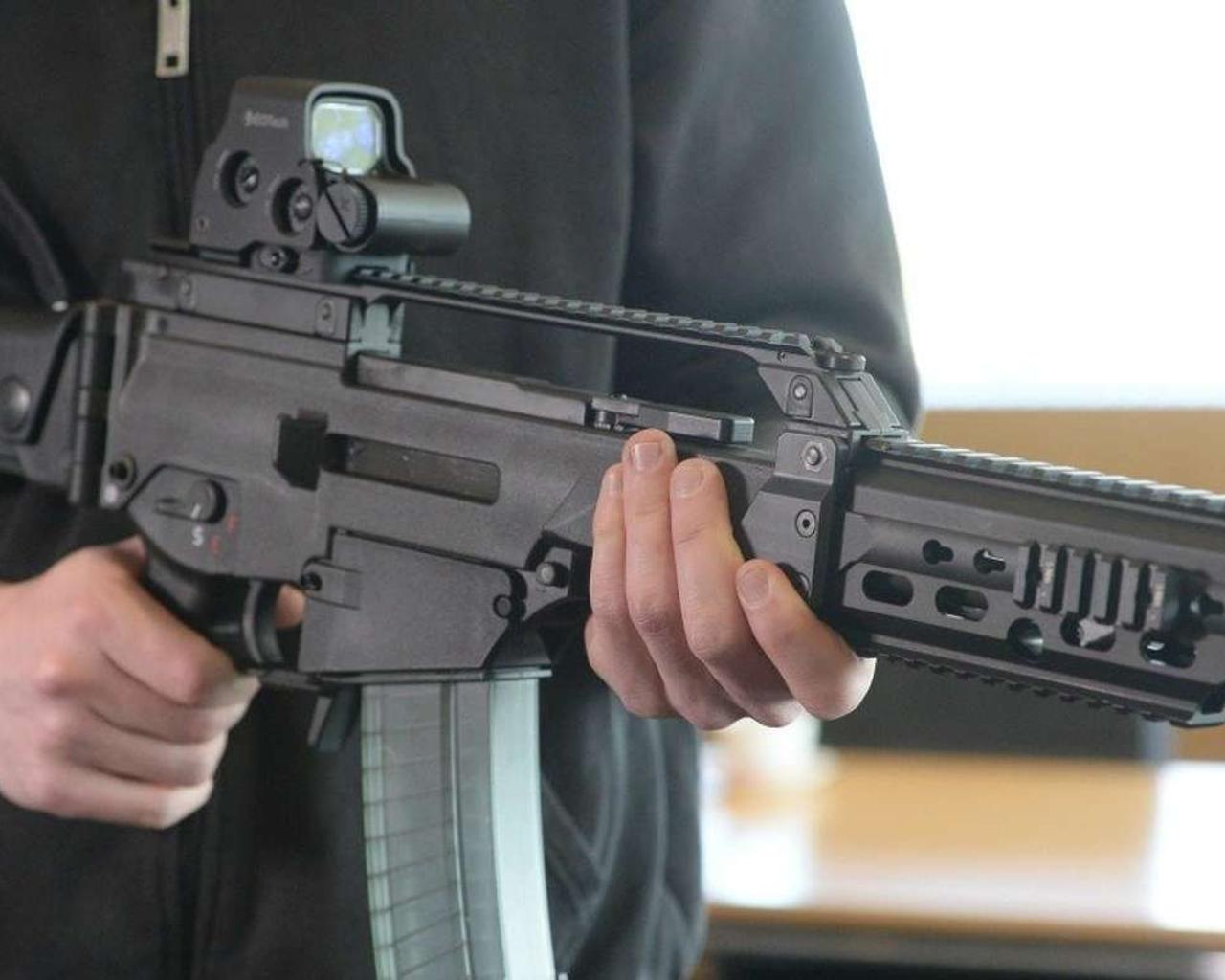 Vets Armed With Semi-Automatic Rifles Deploy To Protect Florida Students—Is This What It Has Come To?