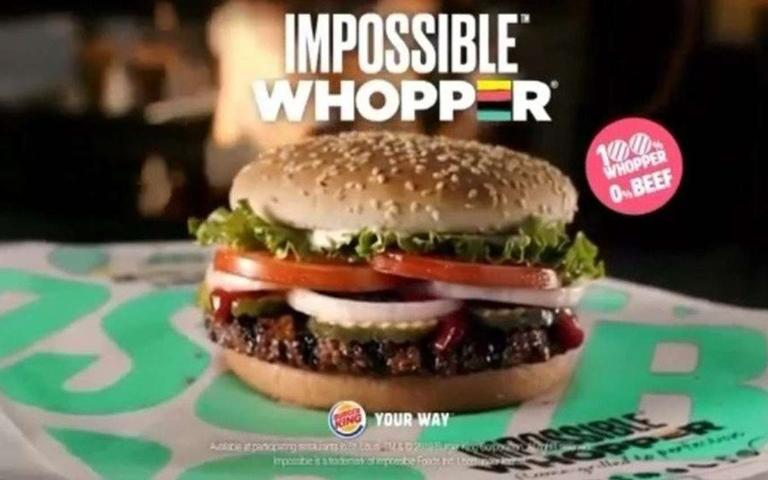 Success Of Burger King's Impossible Whopper Might Lead To Expansion Of Supplier Business -- Will This Affect Meat Sales?