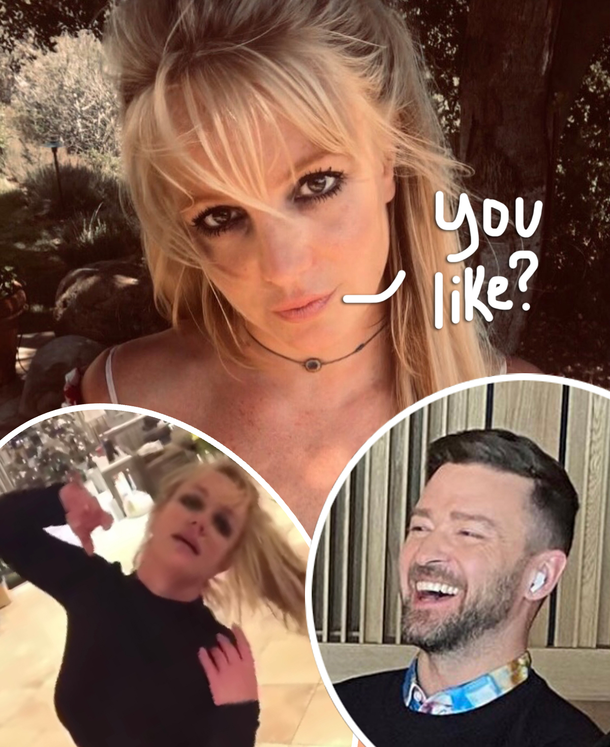 Britney Spears Gives Ex Justin Timberlake A Subtle Shoutout In New Dance Video!