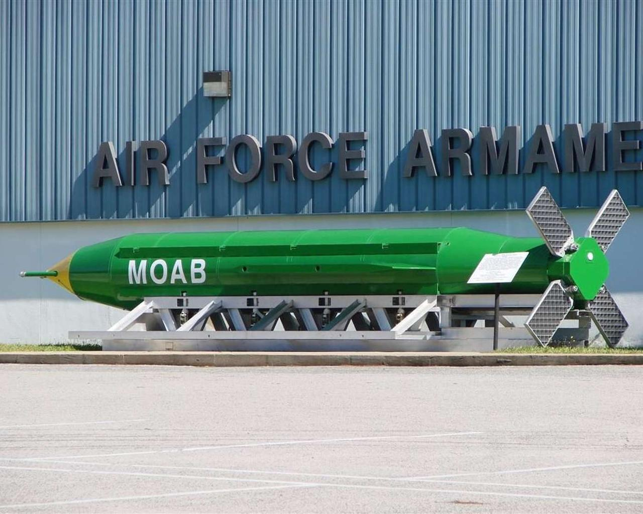 China Claims To Have Their Own MOAB—Is It More Fiction Than Fact?