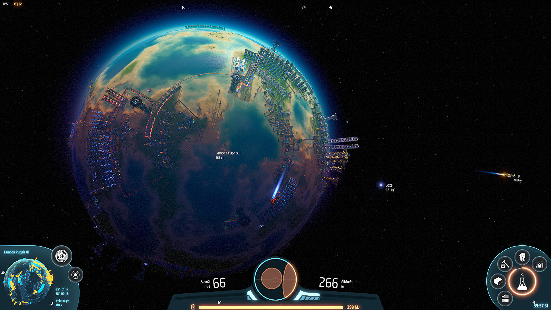 Planet-harvesting Dyson Sphere Program is out now in early access