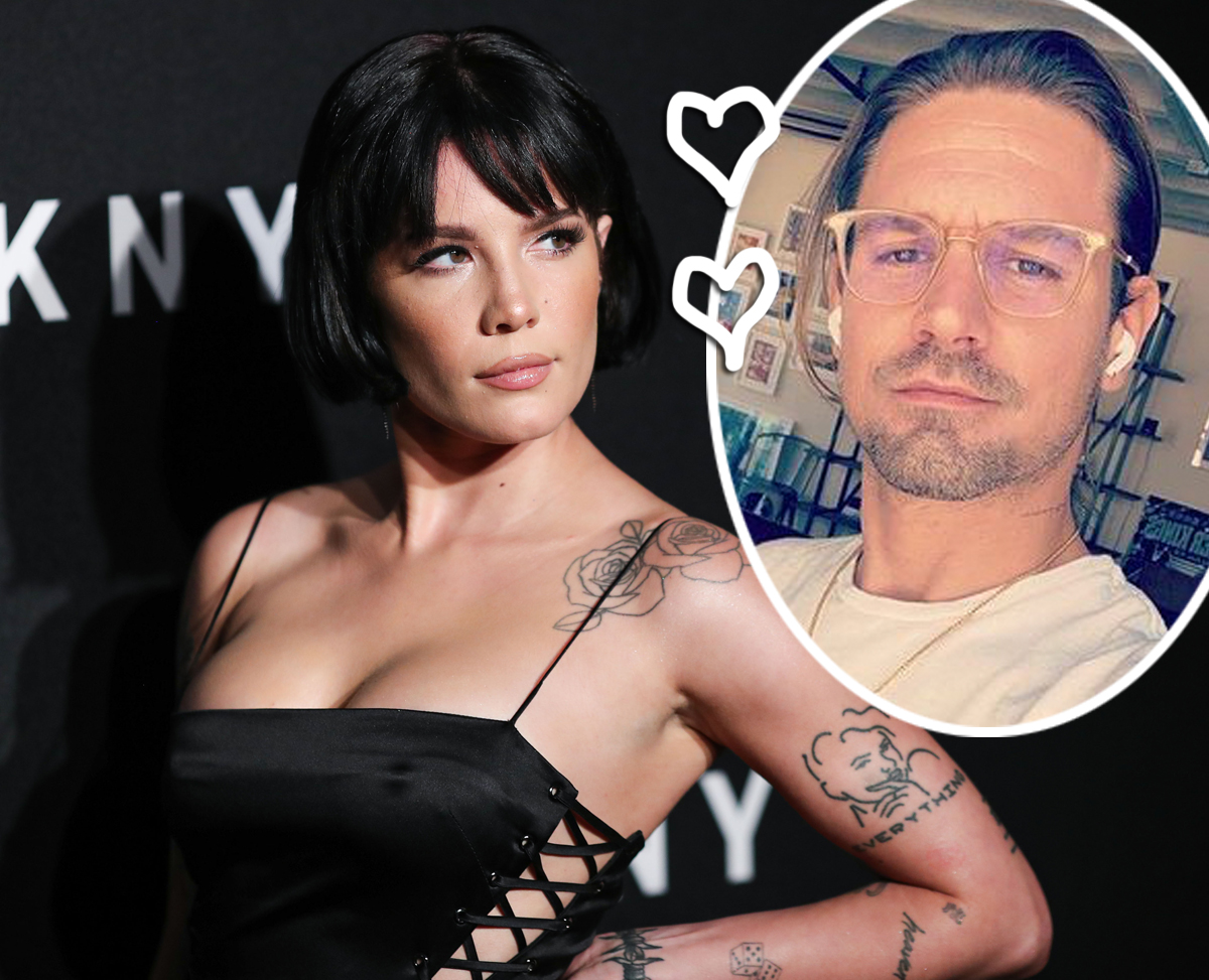 Meet Halsey's Baby Daddy — Five Things To Know About Alev Aydin!
