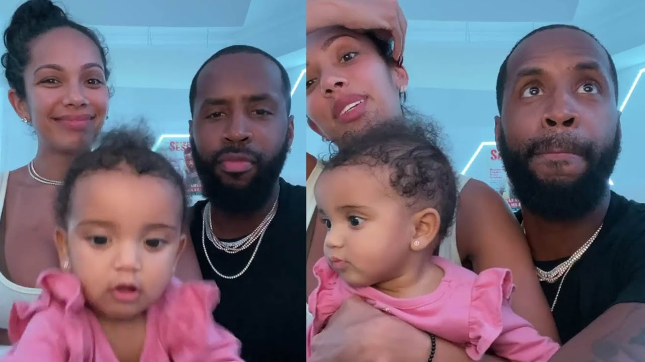 Safaree Shares A Video Featuring His And Erica Mena's Daughter That Has Fans In Awe – Check Out Her Sweet Face