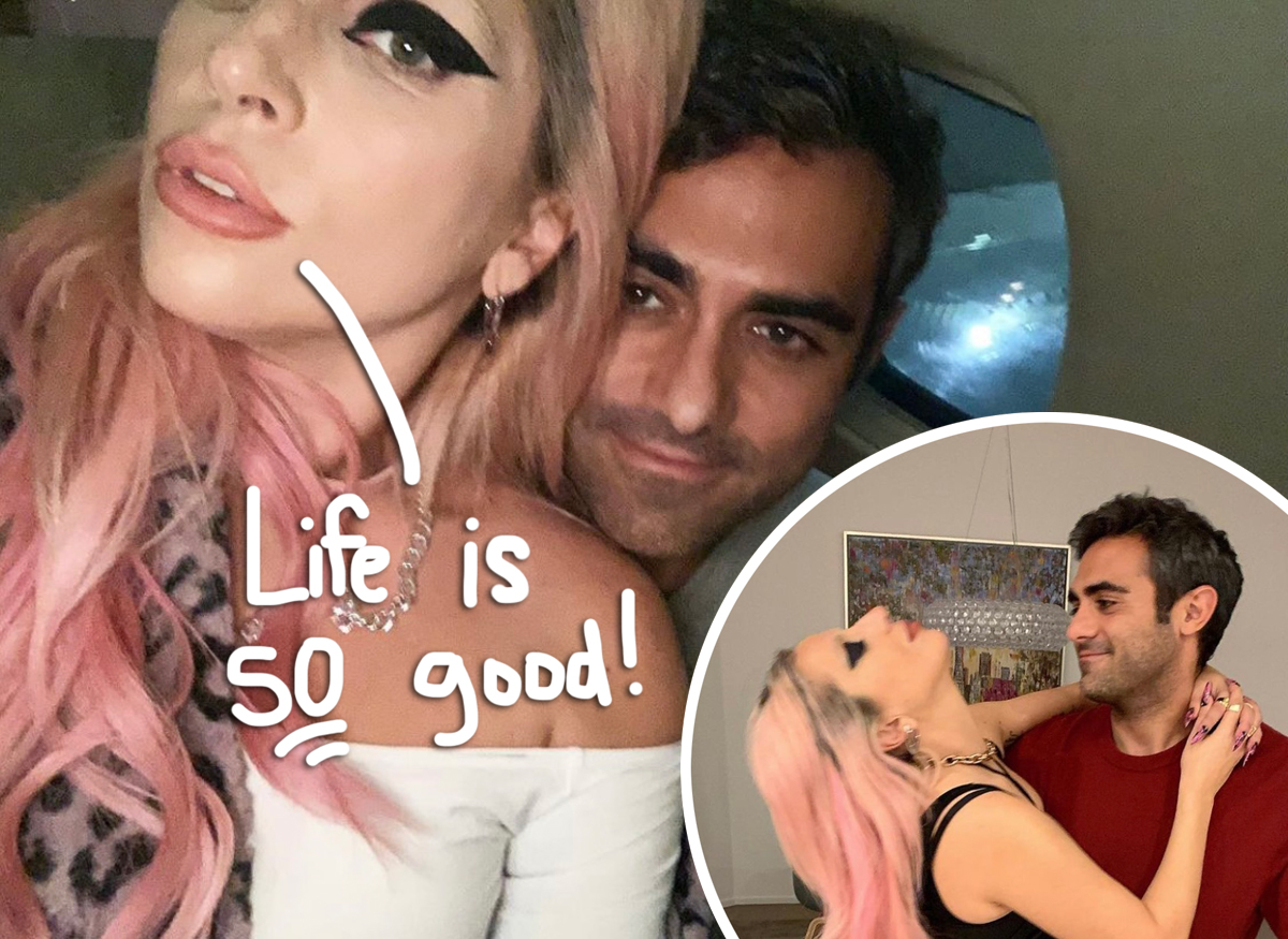 Lady GaGa Couldn't Be Happier With BF Michael Polansky — She 'Feels Grateful' For His Constant 'Support'!