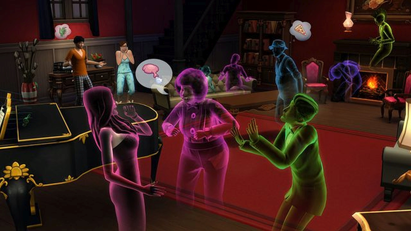 The Sims 4 Teases New Supernatural-Themed Stuff Pack With Full Details Next Week