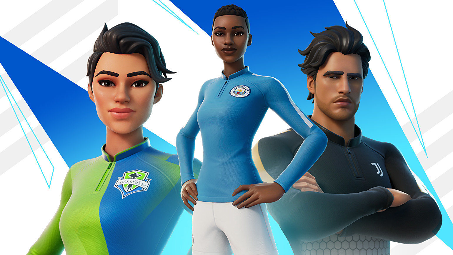 Fortnite is adding football kits, but not for my team so whatever who cares