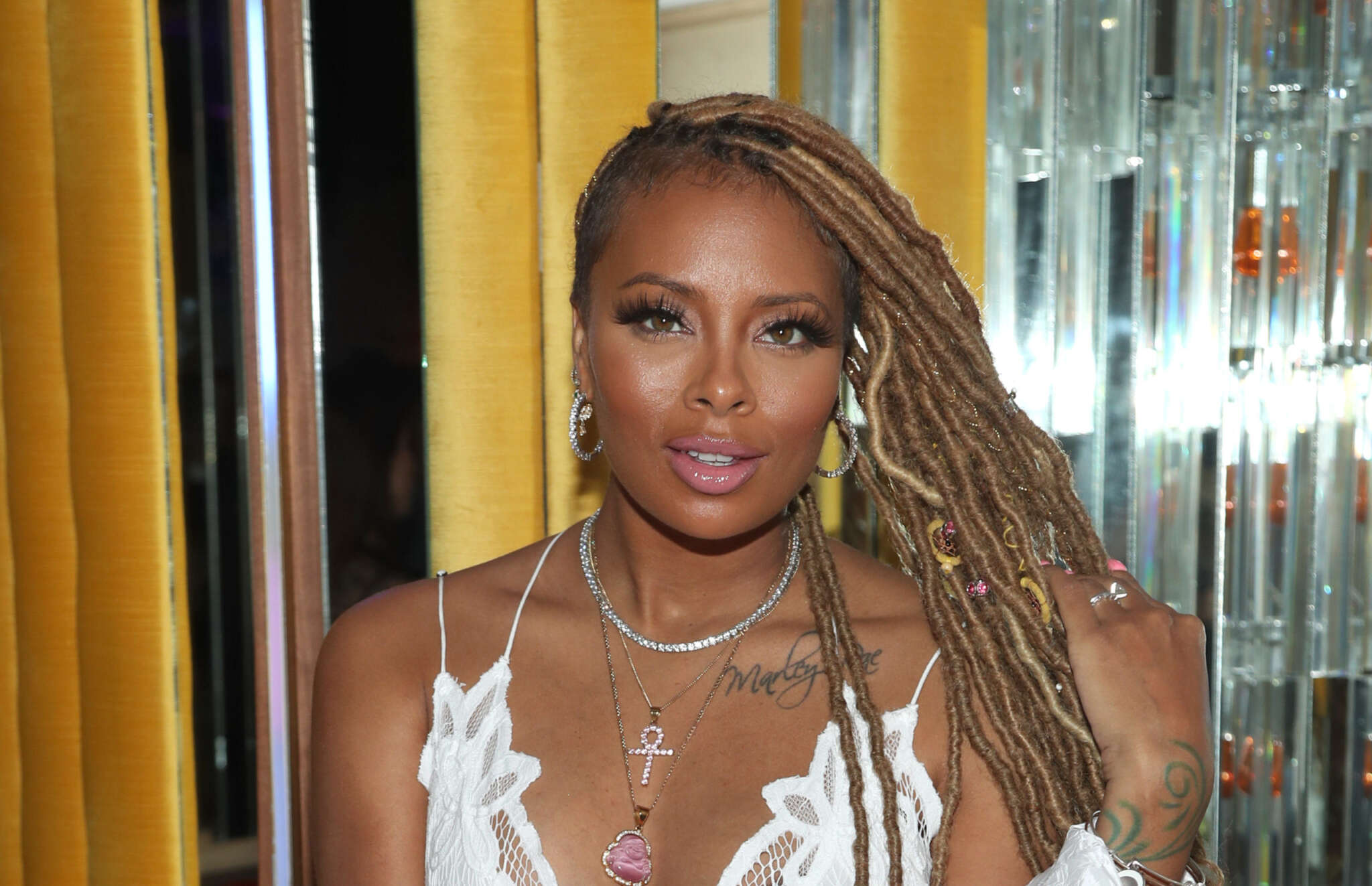 Eva Marcille Honors An Important Man – Check Out The Video That She Shared On Social Media