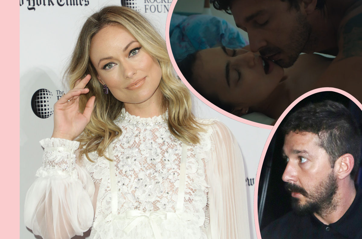 Olivia Wilde Fought With Shia LaBeouf Over Nude Music Video — That SHE Secretly Directed!