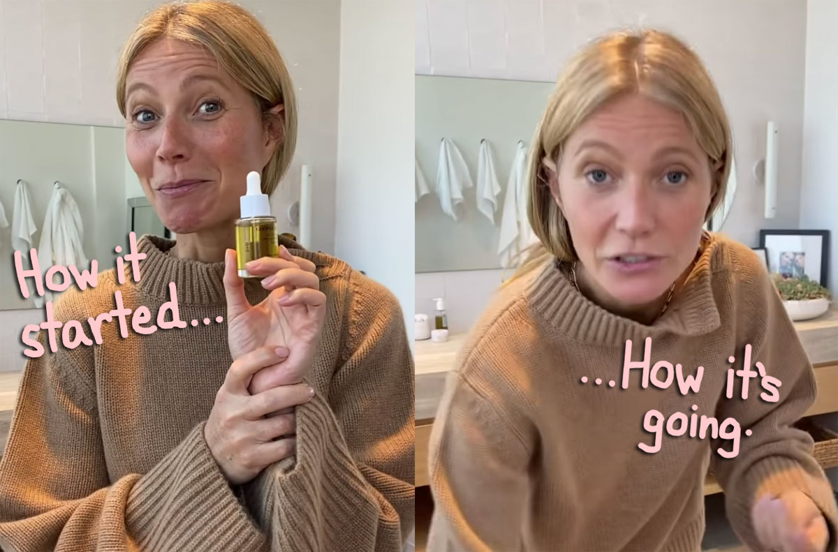 Gwyneth Paltrow Resolves To Swear Less In 2021 After Dropping Hilarious F-Bomb In Goop Video!