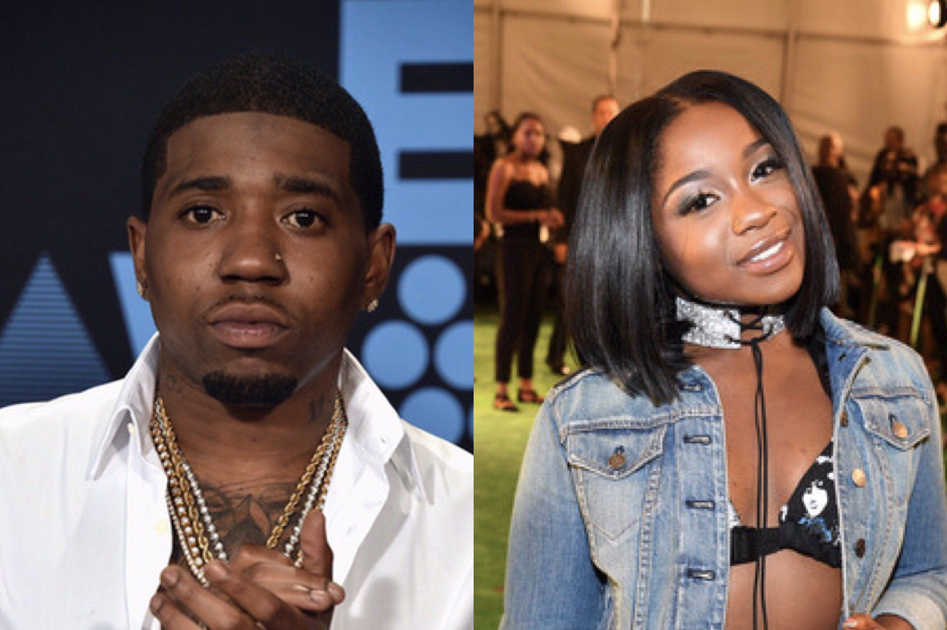 Reginae Carter Updates Fans On YFN Lucci's Situation Following His Arrest