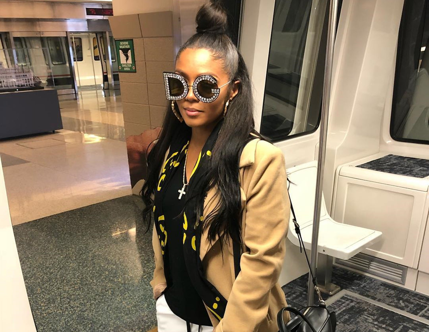 Rasheeda Frost Wore Green For NYE And She Looked Amazing – Check Out Her And Kirk Frost's Clip Here
