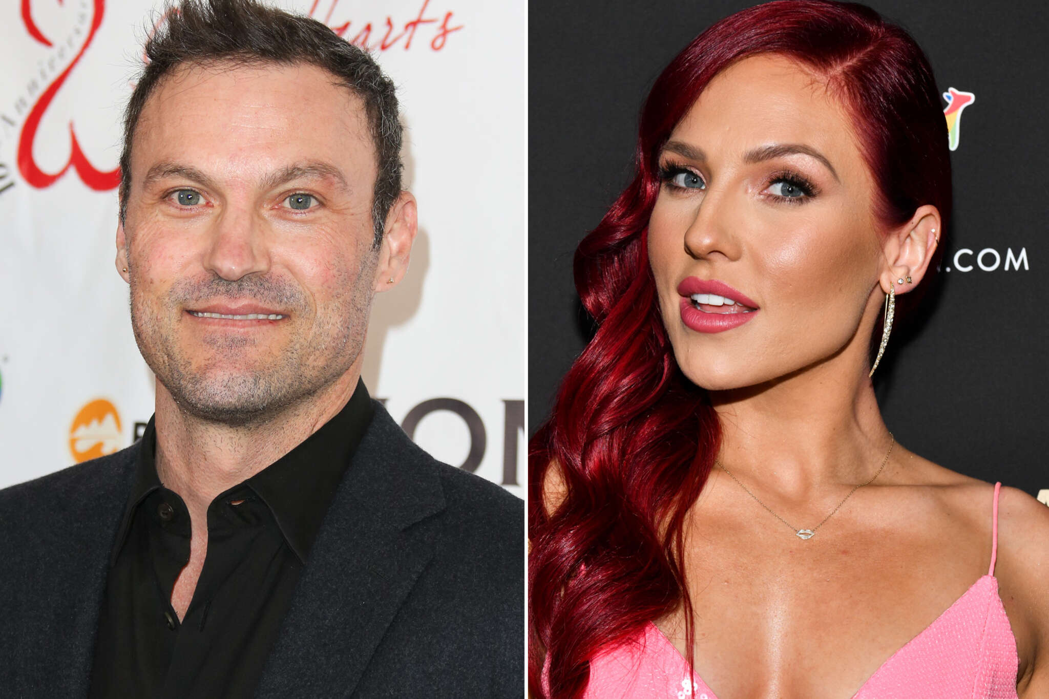 Sharna Burgess Says Fans Keep Asking About Brian Austin Green – Here's What She Told Them About Her 'Relationship Status!'