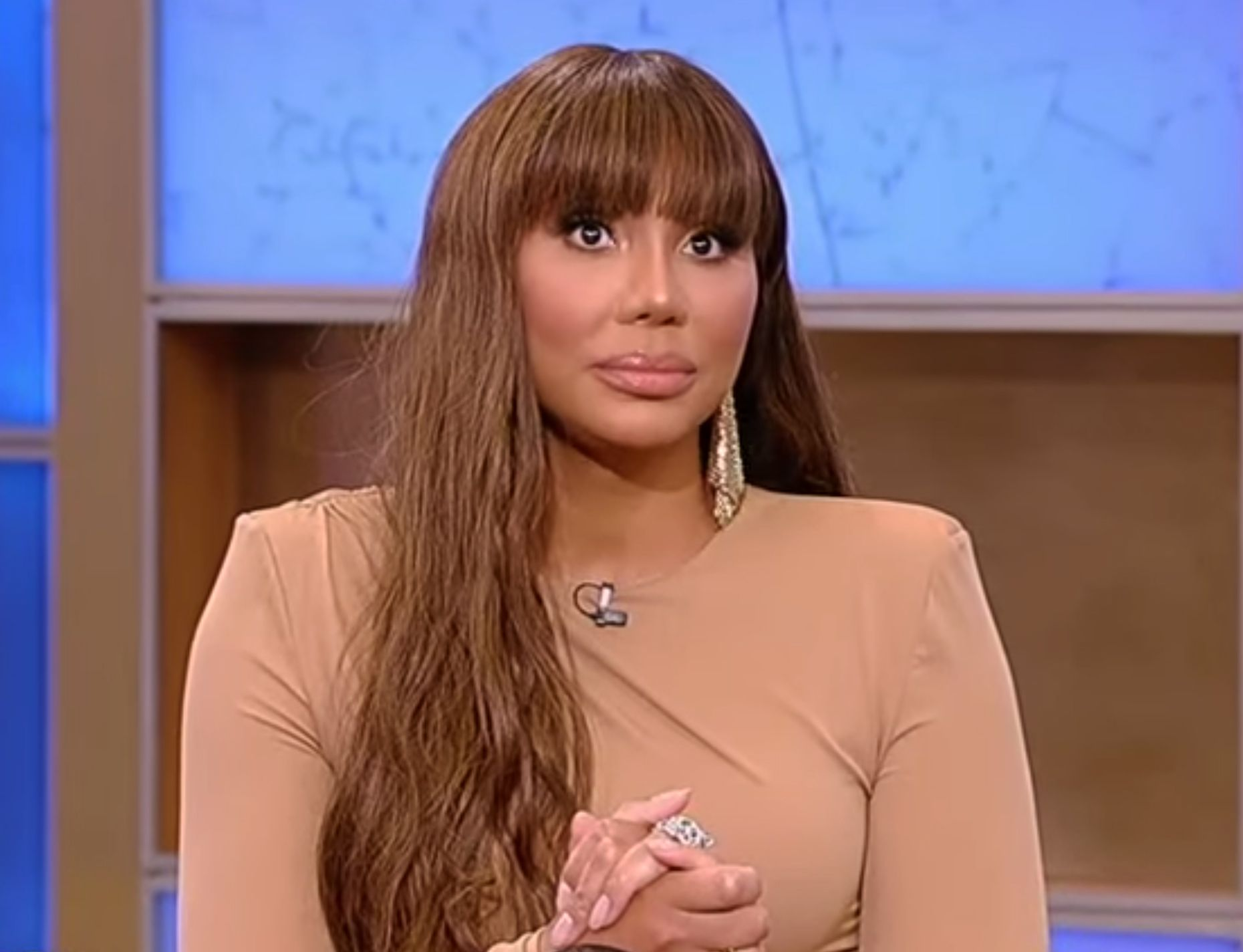 Tami Roman Lists Things That Should Be Left In 2020 — Called Out For Insensitivity Towards Tamar Braxton Who Responds