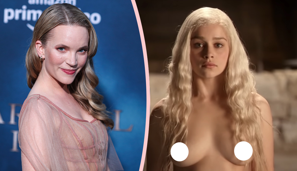 Original Game Of Thrones Star Finally Breaks Silence On Being 'Naked & Afraid' In Unaired Pilot