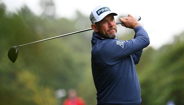 One's to watch: Lee Westwood