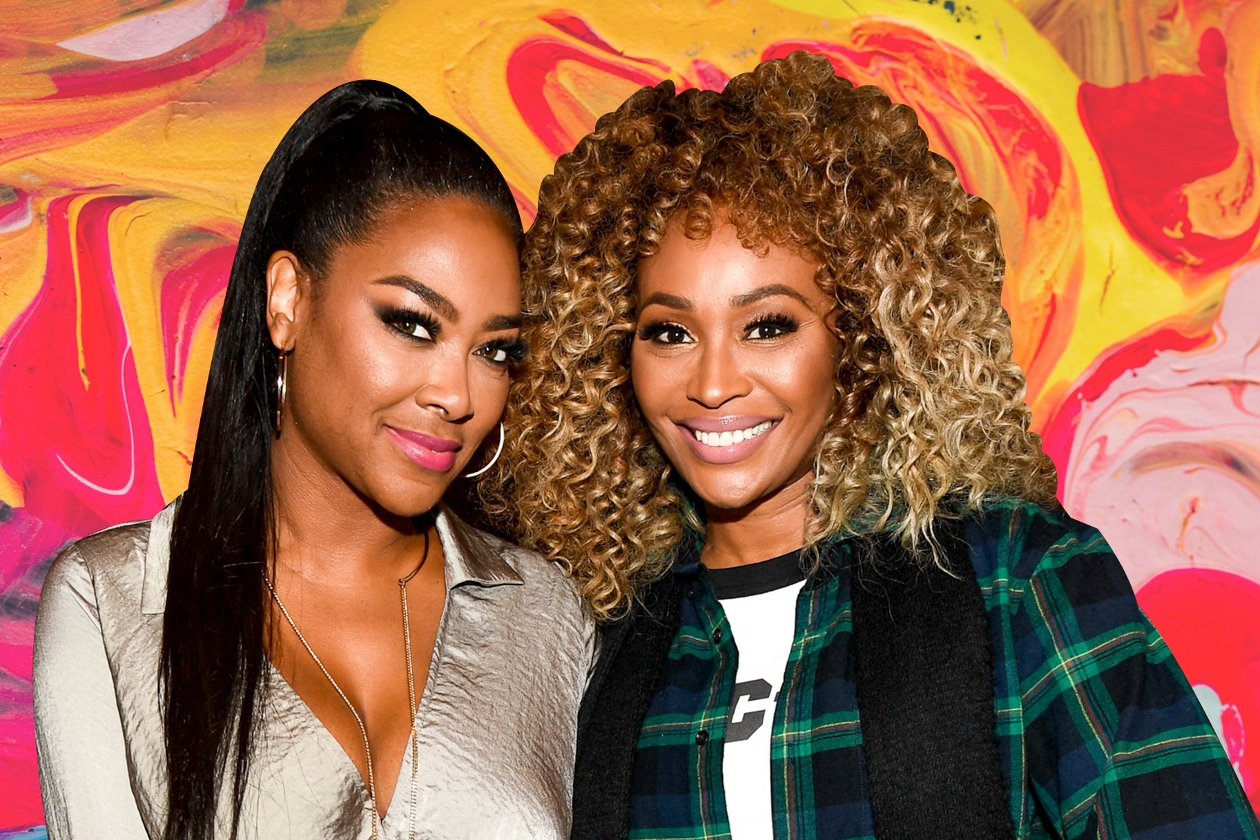 Kenya Moore Flaunts Her Love For Cynthia Bailey – Check Out The Post Here