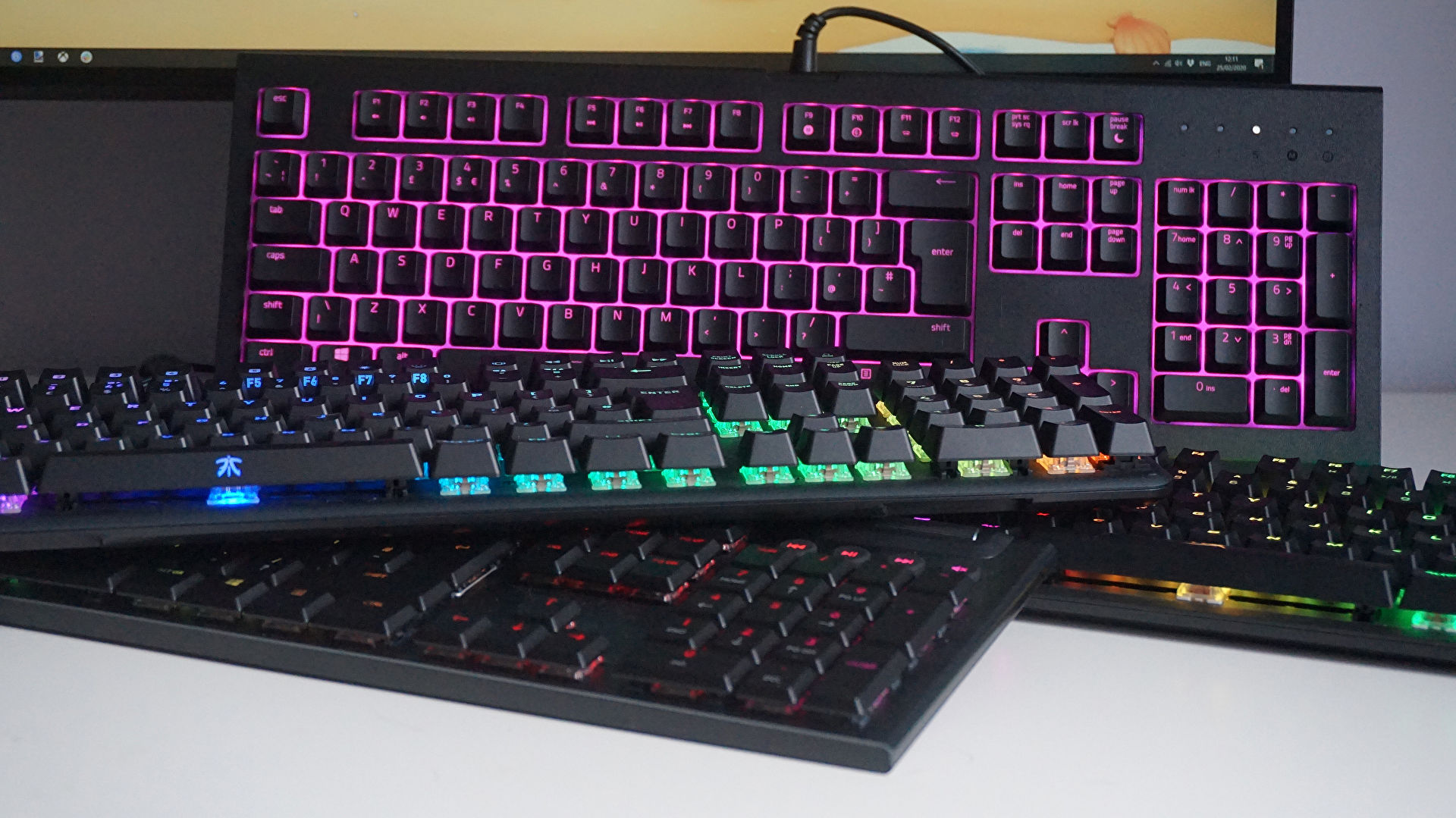 Best gaming keyboard 2021: the top mechanical and wireless keyboards for gaming