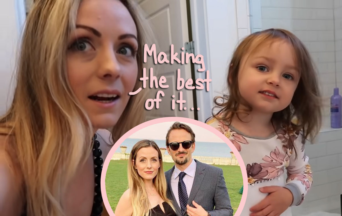 Bachelor In Paradise Alum Carly Waddell Is Giving Wedding Ring To Daughter Bella After Evan Bass Divorce