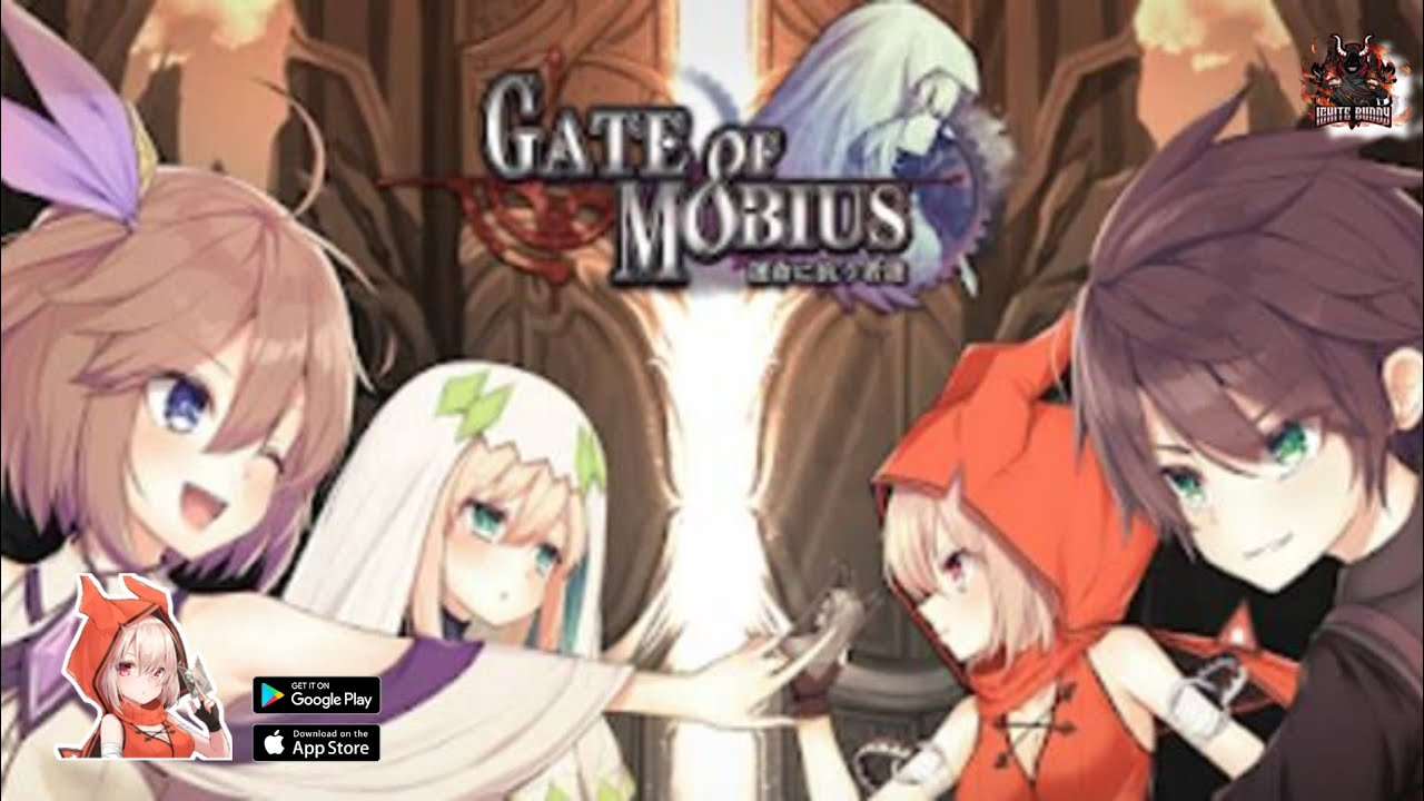 Gates of Mobius Is A New Anime Style Mobile Title Now Available