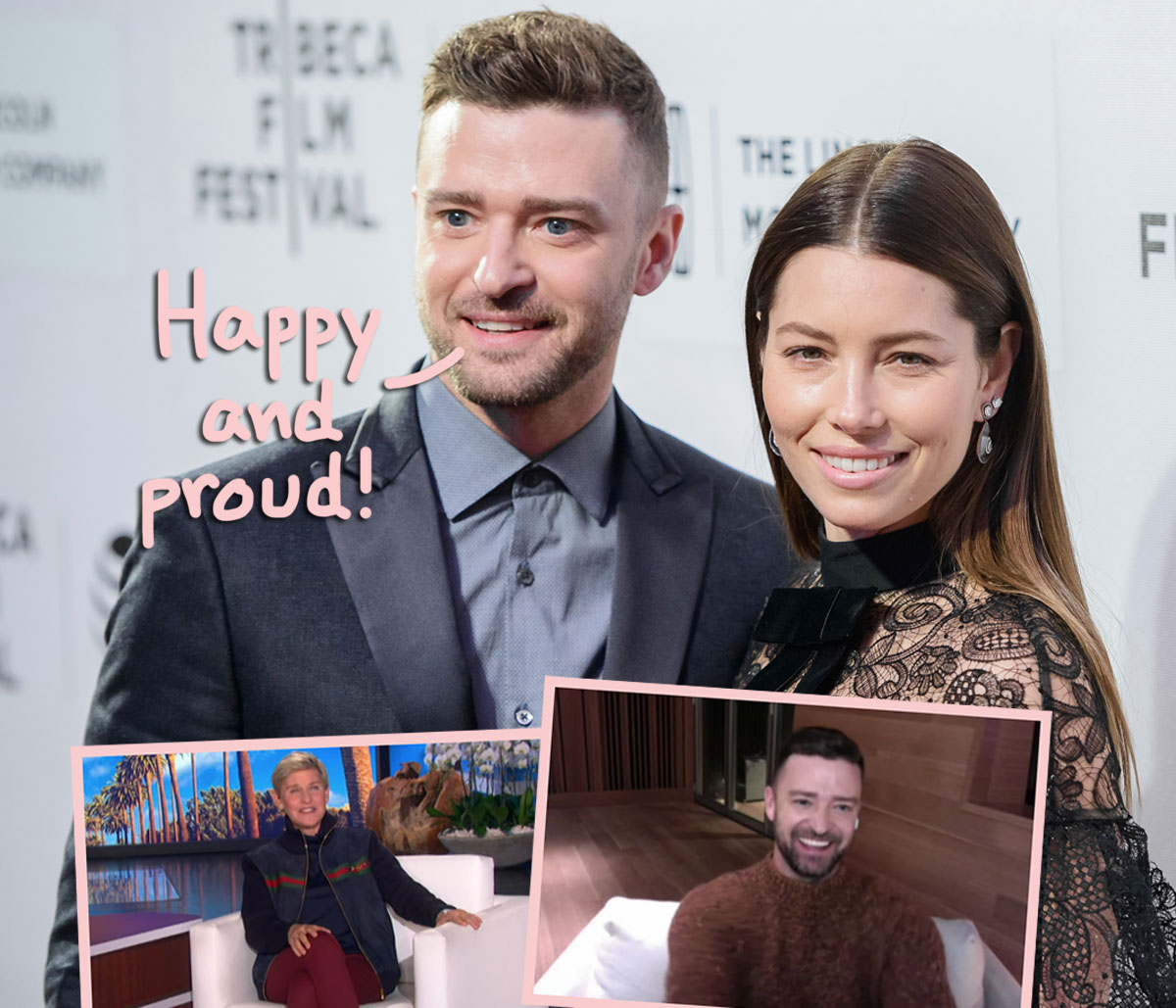 Justin Timberlake Confirms The Arrival Of Baby No. 2 With Jessica Biel AND Reveals The Kid's Name!