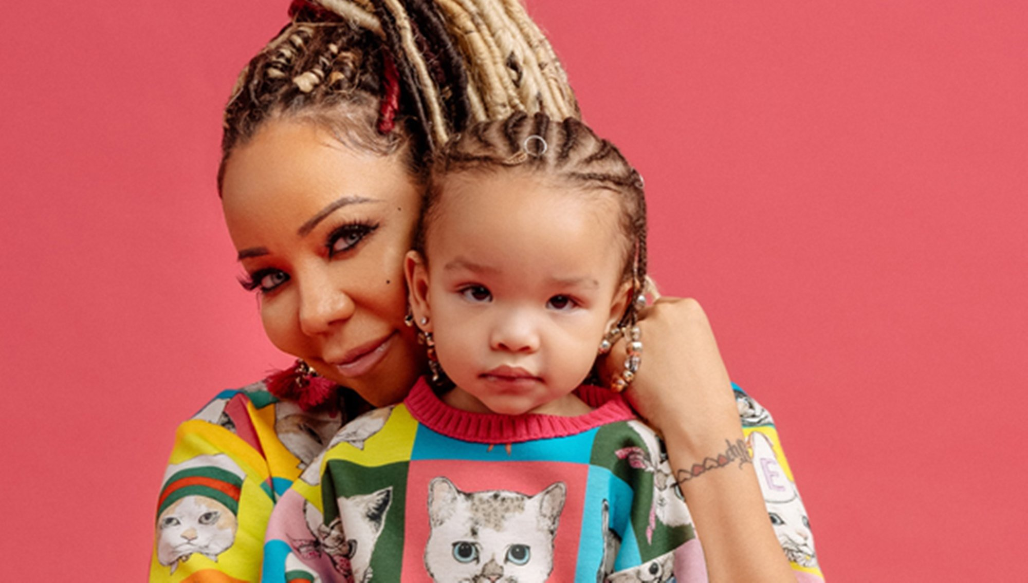 Tiny Harris Floods Her Social Media Account With Clips Featuring Heiress Harris