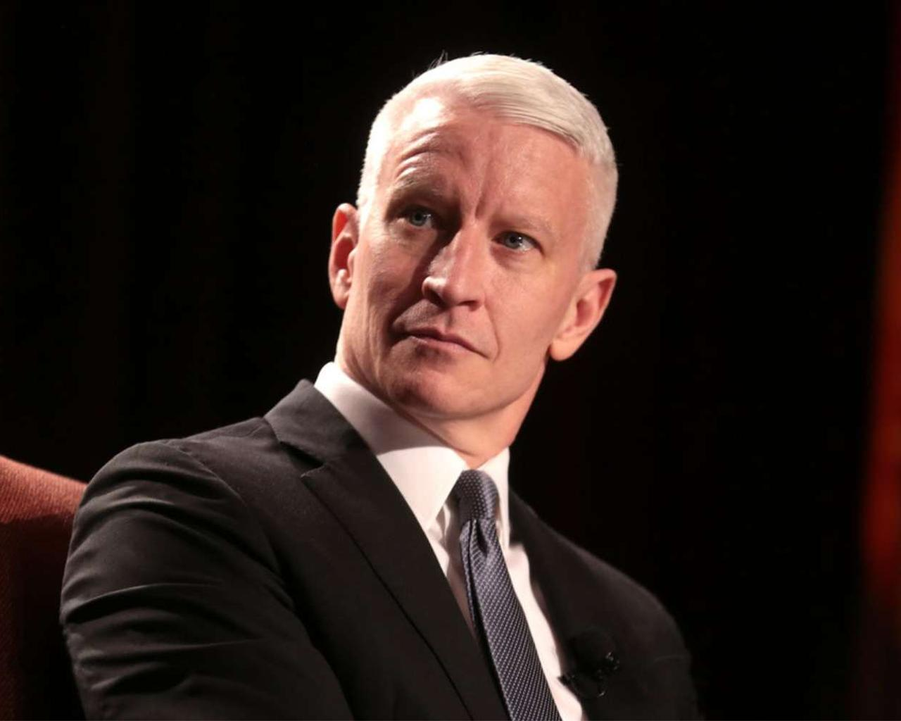 Gloria Vanderbilt Left No Trust Fund For Anderson Cooper—And He Says He Is Okay With That