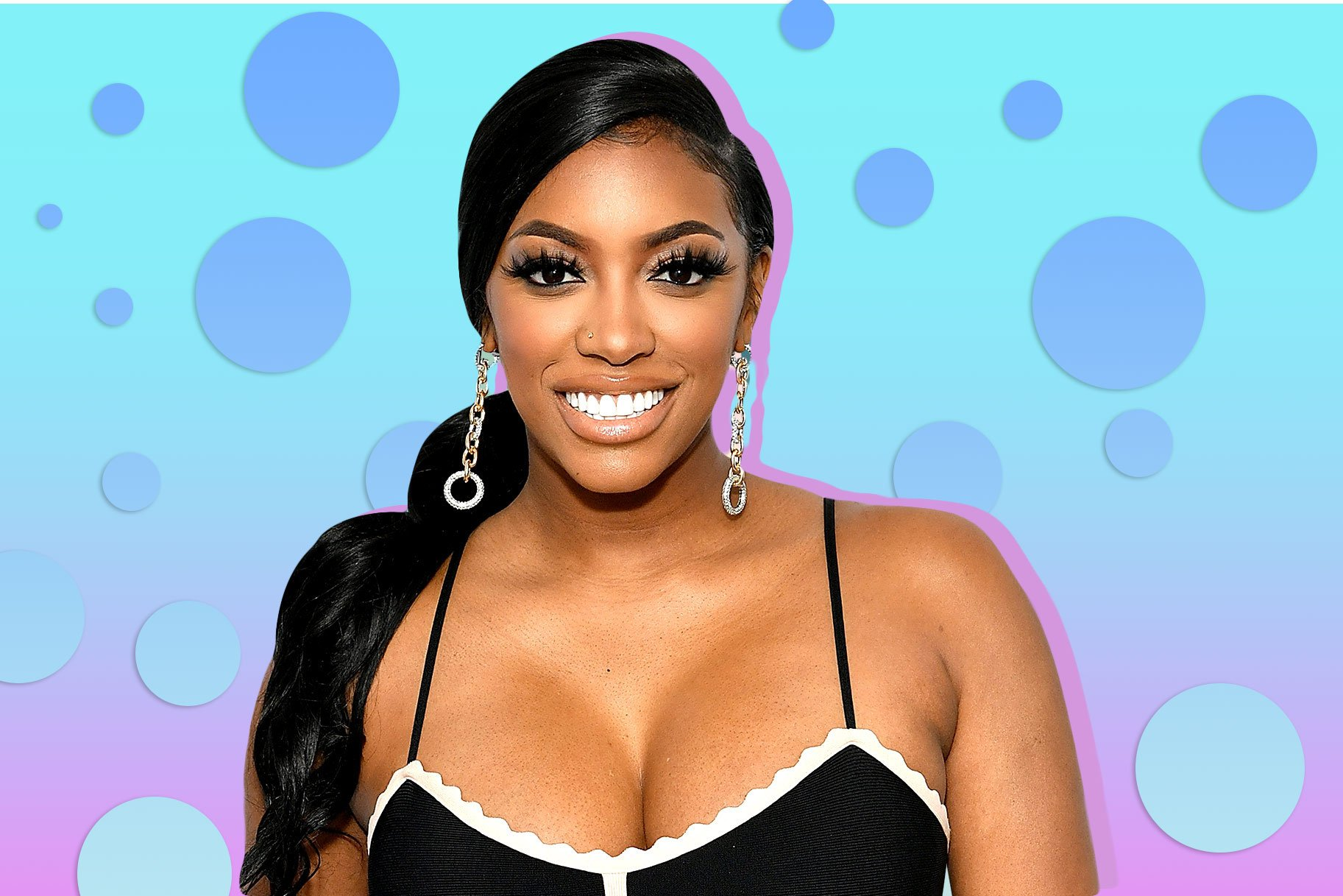 Porsha Williams Will Make Your Day With New Clips And Photos Featuring Baby PJ – Check Them Out