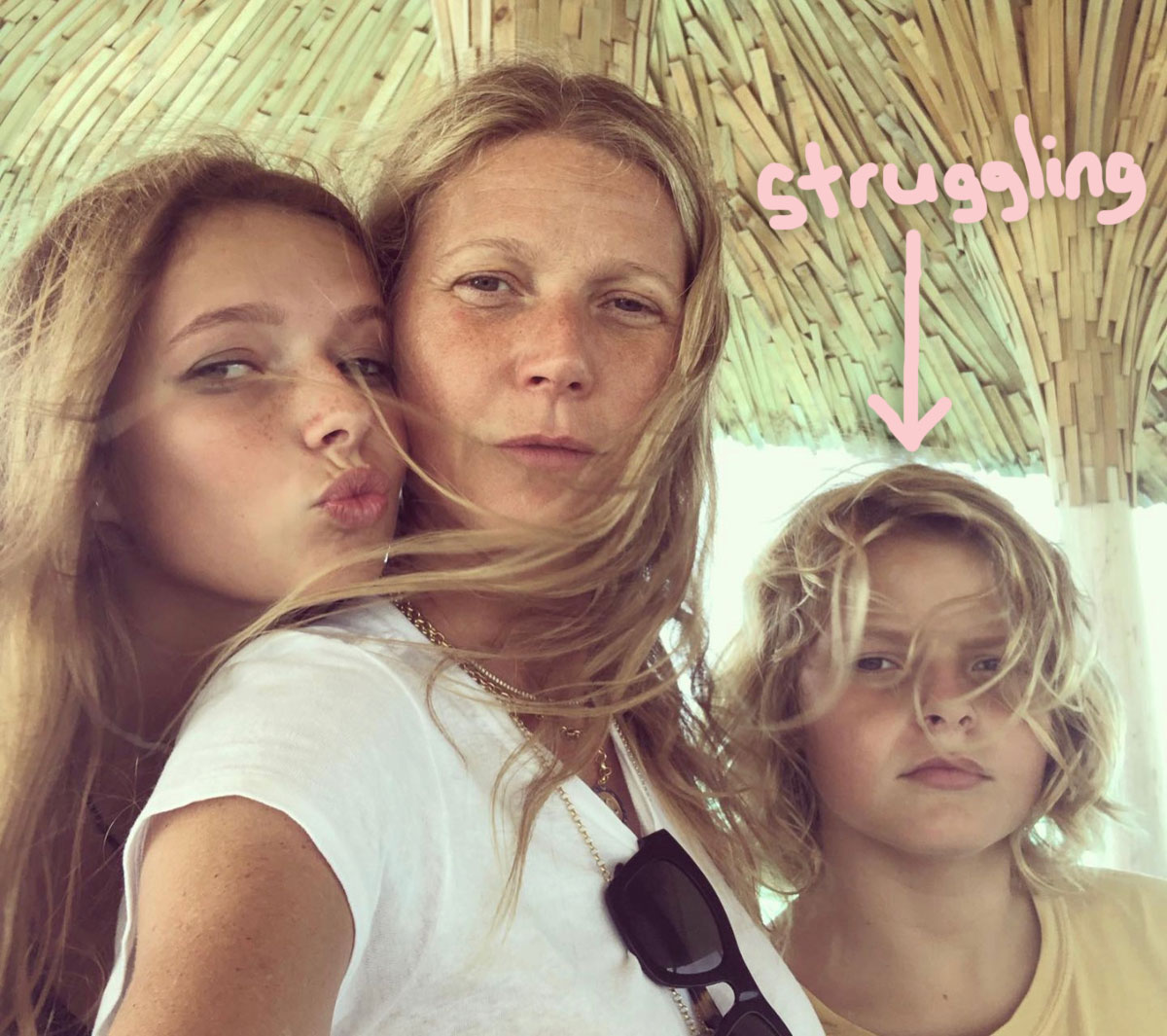 Gwyneth Paltrow's Son Moses Has Had 'Hardest Time' Dealing With Pandemic