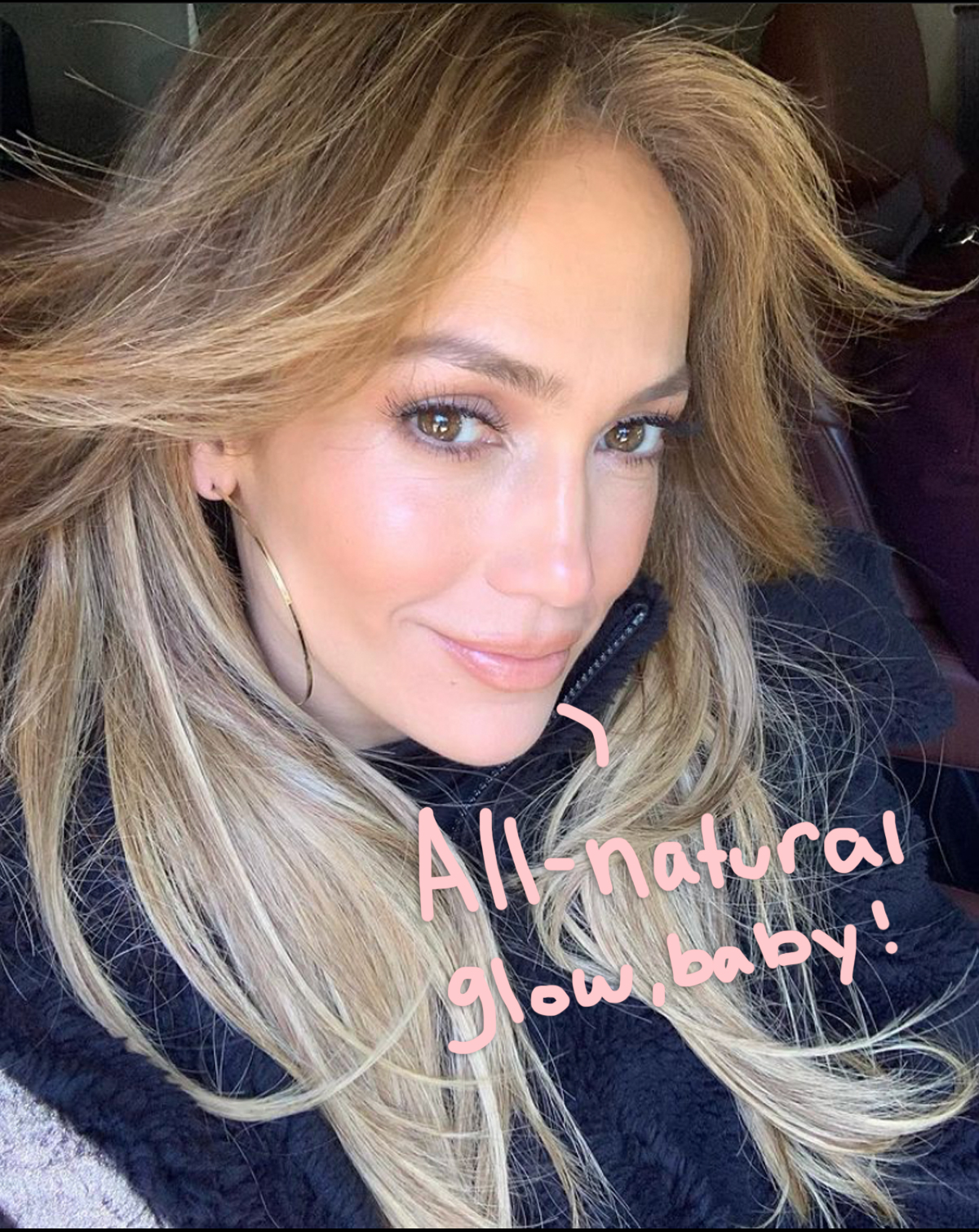 Jennifer Lopez Fires Back At Critic Who Accused Her Of 'Definitely' Having Botox Done